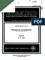 Manual of Aeroelasticity