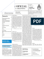 Boletín Oficial - 2016-01-14 - 2º Sección