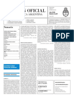 Boletín Oficial - 2016-01-15 - 2º Sección
