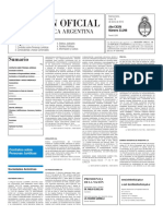 Boletín Oficial - 2016-01-18 - 2º Sección