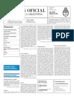 Boletín Oficial - 2016-01-25 - 2º Sección