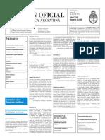 Boletín Oficial - 2016-01-28 - 2º Sección