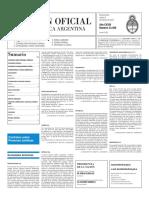 Boletín Oficial - 2016-02-02 - 2º Sección