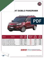 Fisa Fiat Doblo Panorama - August 2015