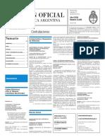Boletín Oficial - 2016-01-13 - 3º Sección