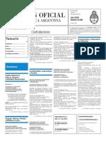 Boletín Oficial - 2016-01-14 - 3º Sección