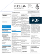 Boletín Oficial - 2016-01-19 - 3º Sección