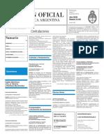 Boletín Oficial - 2016-01-21 - 3º Sección