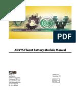 ANSYS Fluent Battery Module Manual.pdf