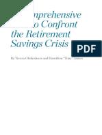 Retirement Security Guaranteed Digital