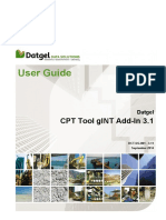 DCT-UG-001 3.11 Datgel CPT Tool User Guide