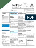 Boletín Oficial - 2016-02-04 - 3º Sección