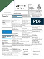 Boletín Oficial - 2016-02-05 - 3º Sección