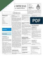 Boletín Oficial - 2016-02-15 - 3º Sección