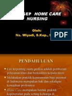 Konsep Home Care