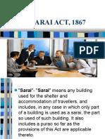 THE SARAI ACT.pptx