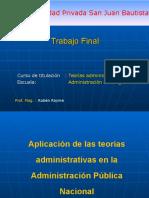 Trabajo Final finanza y teoria hueones
