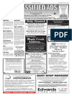SL Times 3-9 Classifieds