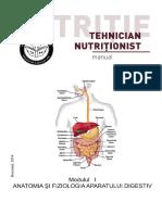 Manual Tehnician Nutritionist - Fitness Educations Chool