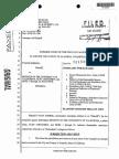 2016.03.08 Choudhry Complaint