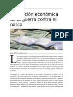 Evaluacion de La Guerra Contra El Narco