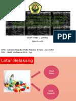 perbedaan obat generik dan obat paten