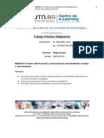Consultor Psicológico - Trabajo Practico Modulo 4