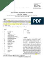 Heat Transfer Enhancement of Nanofluids128
