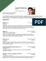 Cv Carlos Eduardo Dumoulin Villamizar(1)