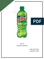 Advertising (Mnt Dew)