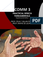 Comm. 3 Reference Book