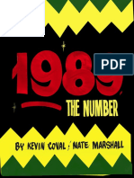 1989, The Number - Kevin Coval & Nate Marshall