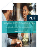 Recruiting Trends Mexico Linkedin 2015