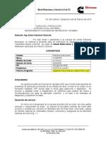 Analisis de Falla Motor 6CTA8.3 NOHOCH