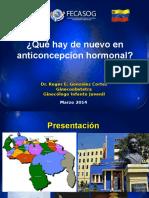 Lo Nuevo en Anticoncepcion Guatemala