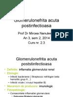 Glomerulonefrita+acuta+postinfectioasa