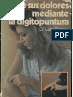 Tratamiento para la pancreatitis y la producción de insulina usando digitopuntura - Lutz Bernau