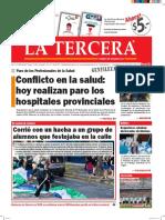 Diario La Tercera 09.03.2016