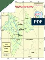 Valle del Mantaro estaciones metereologicas