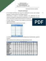 Dengue- Informe