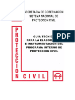 Manual de proteccion civil