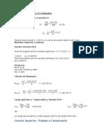 Cálculo Joist No 2