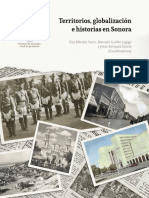 Territorios, globalización e historias en Sonora