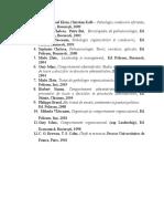 bibliografie psihosociologia conducerii