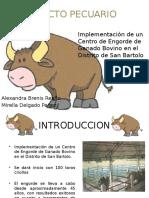Proyecto Pecuario Expo