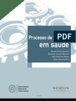 Processo de Trabalho Em Saúde Definição Dos Componentes Livro Completo