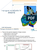 Fatigue in Ansys NCode