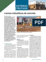 Artigo Sistema Construtivo Monoforte Pini Novembro 2012