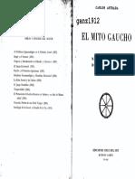Astrada Carlos - El Mito Gaucho