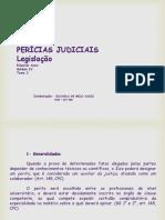 Legislação Pericias Judiciais1